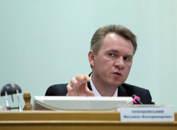 Охендовський відреагував на голодування Усенко-Чорної