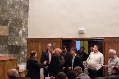 Мер Городенки цурається новообраного секретаря міськради