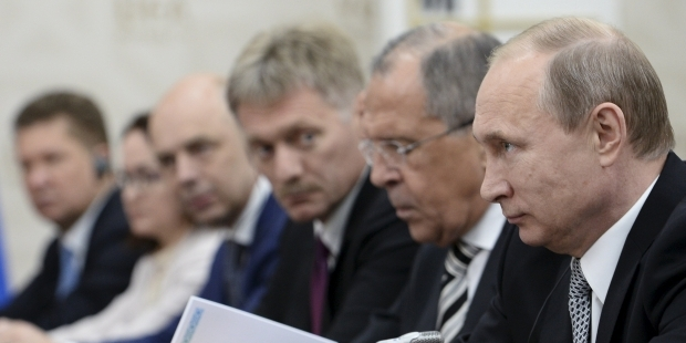 У Кремлі визнали, що у телеефір потрапили дані про секретну зброю РФ