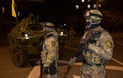 Міліція заявила про загрозу терактів в Маріуполі