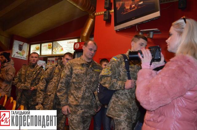 В Івано-Франківську відбулася прем'єра фільму про Українську Галицьку армію (відео)