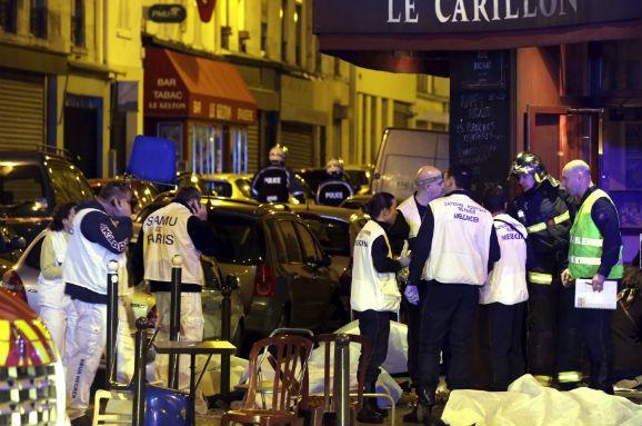 Теракти у Парижі: Сотні загиблих та заручників. Франція закрила кордони. Хроніка
