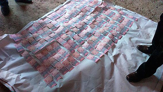 На Прикарпатті першого заступника голови РДА спіймали на вимаганні хабаря у 88 тисяч гривень