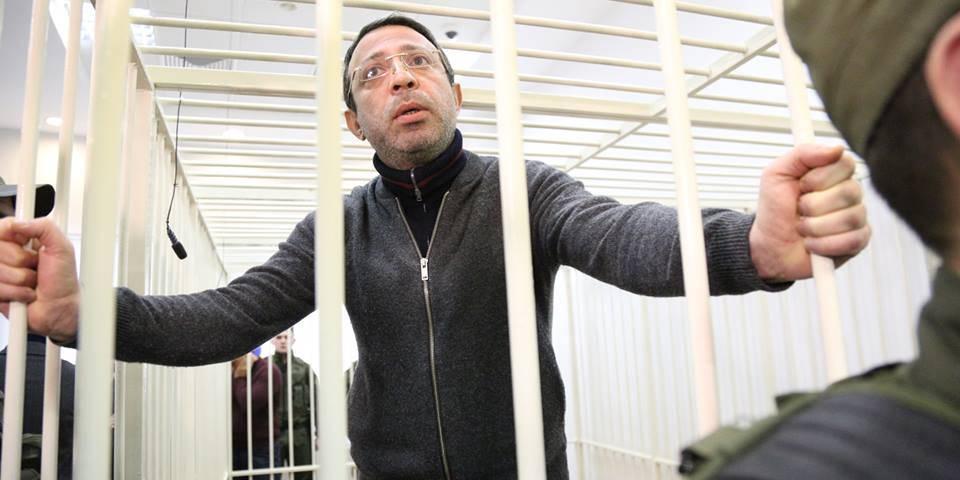 Геннадій Корбан під час засідання в Апеляційному суді Києва: «Наді мною ставлять правовий експеримент»