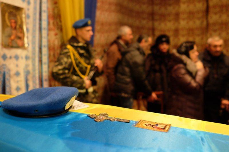 17 лютого до Франківська привезуть тіло загиблого прикарпатського воїна АТО Івана Беляєва