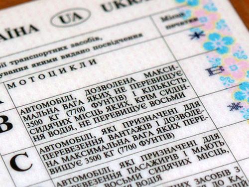 У Франківську водій попросив поліцейських зачекати, поки йому принесуть американські документи