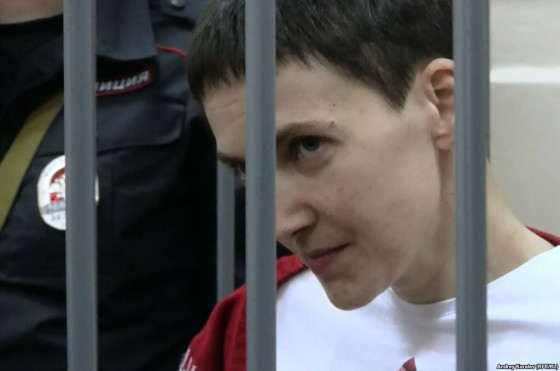 МЗС РФ: Савченко не передадуть Києву, доки суд не винесе вирок