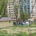 У Франківську в новозбудованій капличці у мікрорайоні Пасічна відбулася перша Божествена Літургія. ФОТО