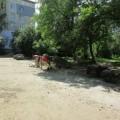 На вулиці Довженка для іванофранківців ремонтують черговий двір