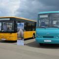 ЗАЗ презентував нові автобуси: від Євро 4 до Євро 5