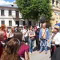 В Івано-Франківську відновлюють безкоштовні екскурсії містом