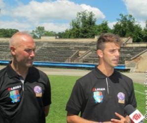 Італійські тренери приїхали до Франківська навчати юних футболістів