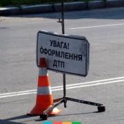 На Івано-Франківщині водій ВАЗу збив п'ятьох осіб