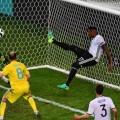 Україна поступилась Німеччині у стартовому матчі на Євро-2016