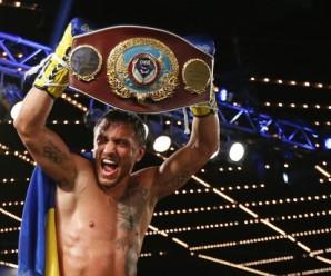 Бокс: Ломаченко завойовував другий чемпіонський пояс, встановивши рекорд