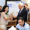 Сім прикарпатських жінок отримали почесну відзнаку «Ділова жінка Прикарпаття»