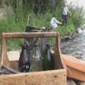 У річку під Івано-Франківськом вливається суміш фекалій та хімікатів