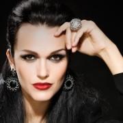 Співачка Слава осоромилась на червоній доріжці (фото)