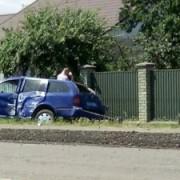 Заступник керівника Снятинської поліції на службовій автівці вчинив ДТП