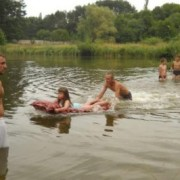 У Калуші заборонено купатися у всіх водоймах