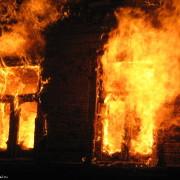 Біля Івано-Франківська сталася пожежа