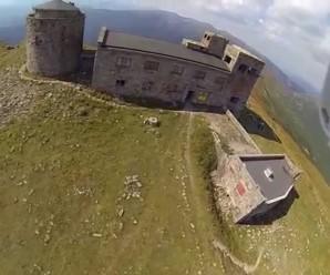 Триває відбудова обсерваторії на горі Піп Іван