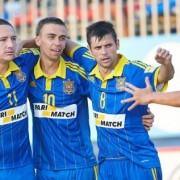 Збірна України стала чемпіоном Європи з пляжного футболу