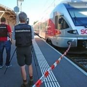 Чоловік поранив ножем пасажирів і підпалив потяг у Швейцарії