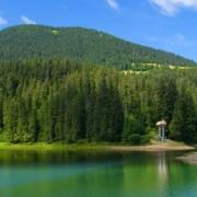 Одне з найпрекрасніших озер України: Синевир