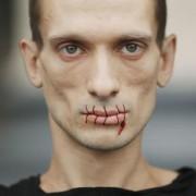 На зустрічі з російським художником в Одесі сталася бійка