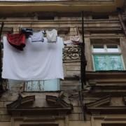 В Одесі обвалився балкон з жінкою