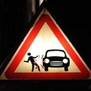 У середмісті Франківська водій збив пішохода