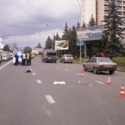 """Смертельна ДТП на """"зебрі"""" в Ужгороді: водія помістили в ізолятор тимчасового тримання (ФОТО)"""