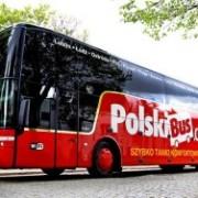 Популярний автобусний перевізник PolskiBus відтепер їздитиме до Франківська