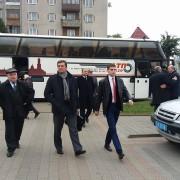 Виїзна сесія Івано-Франківської облради: депутати гуляють лісом та садять дерева (фото+відео)