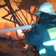 На Прикарпатті у вогні загинув чоловік