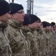 Із зони АТО повернувся 8 батальйон 10-ї гірсько-штурмової бригади ЗСУ (фото)