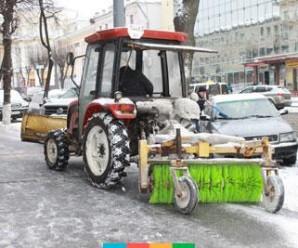 """Франківці хочуть припинити """"радянщину"""", виступаючи проти посипання взимку вулиць міста піском ,сіллю чи хімією"""