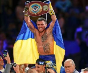 Українця Ломаченка неформально назвали найкращим боксером світу незалежно від вагової категорії