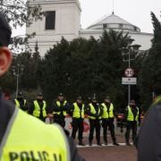 Протести у Польщі: до столиці стягують сотні правоохоронців