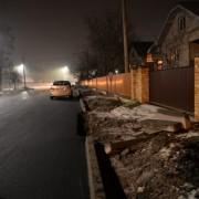 Чхати на якість: у Коломиї ремонтують дороги навіть у сніг та мороз (фото)