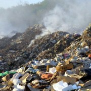 З прикарпатського села зробили сміттєзвалище: люди живуть у смороді та без питної води(відео)