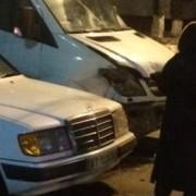 """Аварія на Пасічній, """"на рівному місці"""" зіткнулися дві автівки (ФОТО)"""