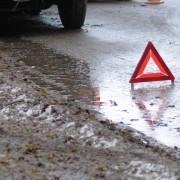 На Франківщині «Мерседес» злетів у кювет – травмувалась 17-річна пасажирка