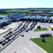 На кордоні з Польщею застрягли 835 авто