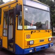 З середини березня франківські студенти їздитимуть в тролейбусах за 1 грн