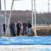В Івано-Франківську будують новий унікальний спорткомплекс. ФОТО