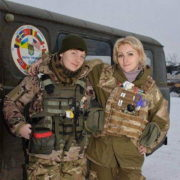 Обличчя нової України: Ольга і Валентина, які вивезли з позицій промзони Авдіївки близько 200 поранених бійців
