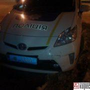 Впродовж п'ятниці два екіпажі івано-франківської патрульної поліції потрапили у ДТП (фоторепортаж)