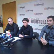 Франківські активісти заступилися за колегу, який дав ляпаса депутату міськради